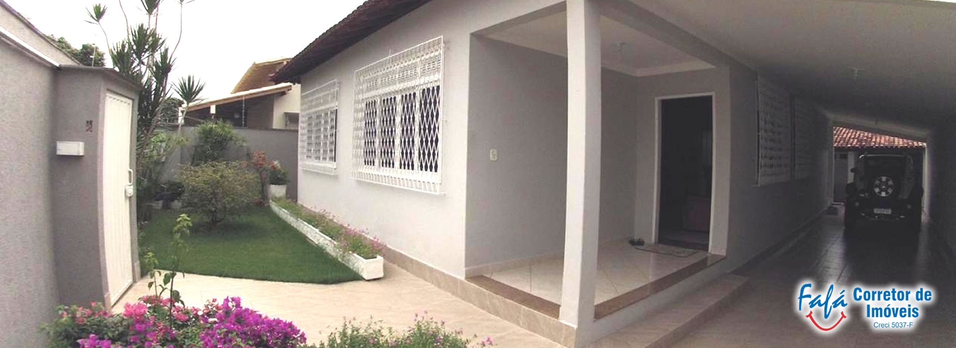 Casa no Centro de Aracruz – Rua Zacarias B Nascimento