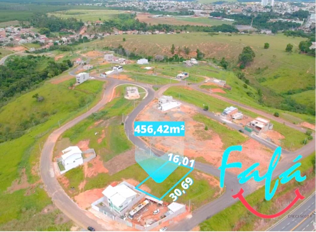 Lote de 456,42m² Morada Park